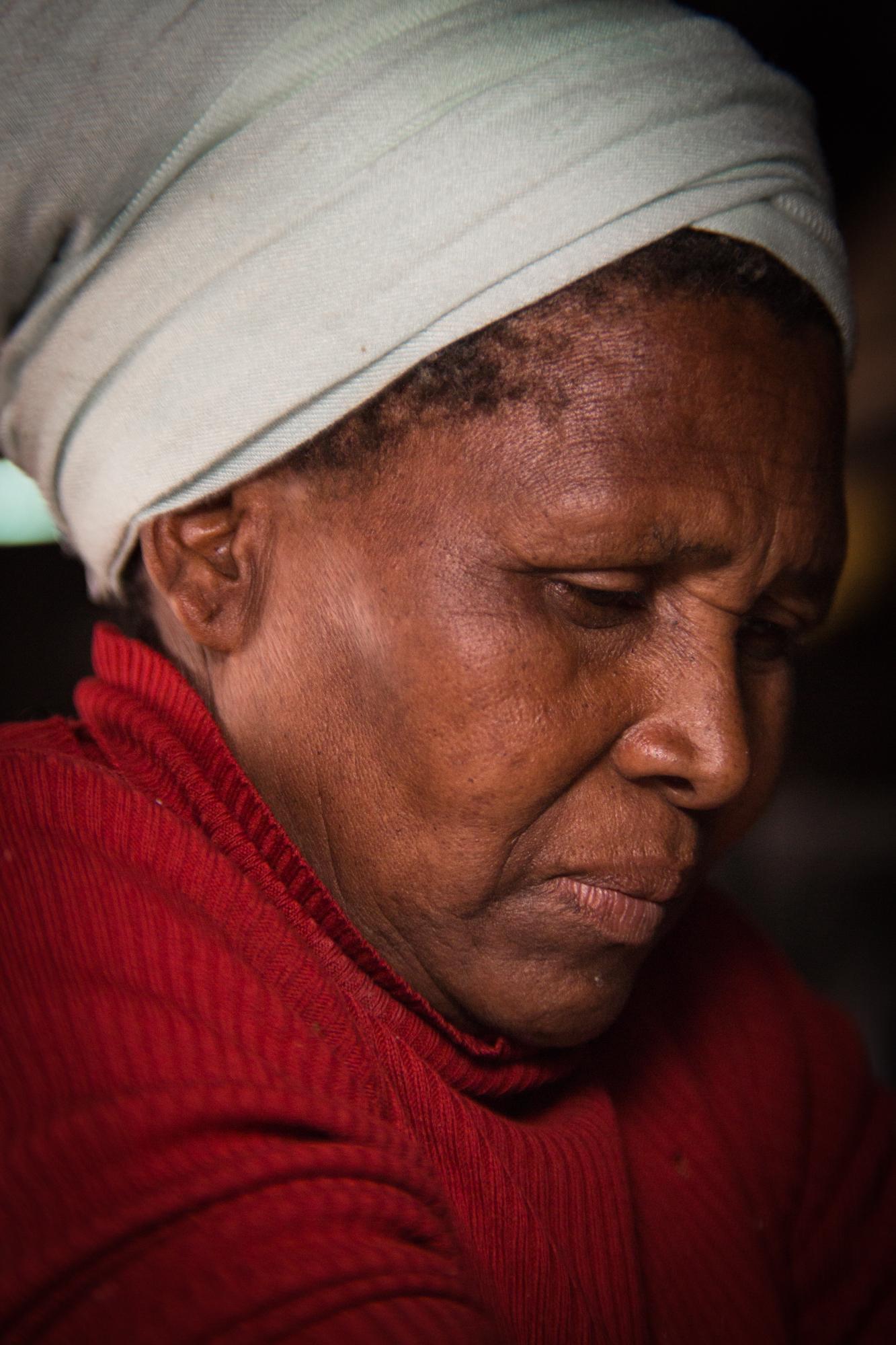 Lady Capetown Langa